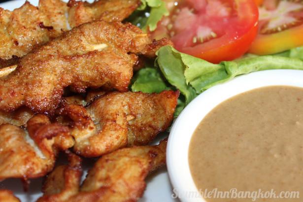 Chicken or Pork Fajita.