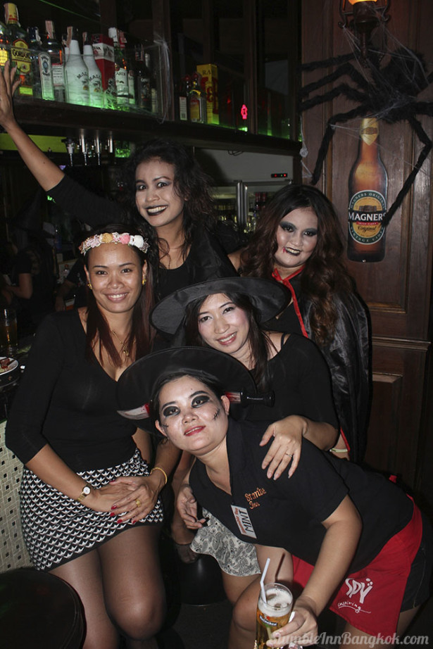 Halloween @ Stumble 1