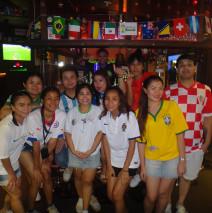 World cup 2014 @ Stumble Inn