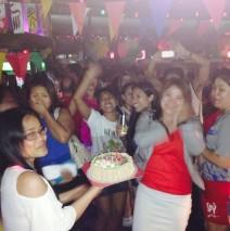 Birthday party at Stumble!