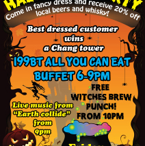 Halloween party this weekend!!