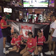 Liverpool FC Asian Tour